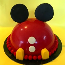 Mickey Mouse $130